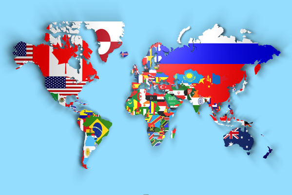 Международное право - государство