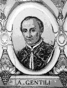 Альберико Джентили
