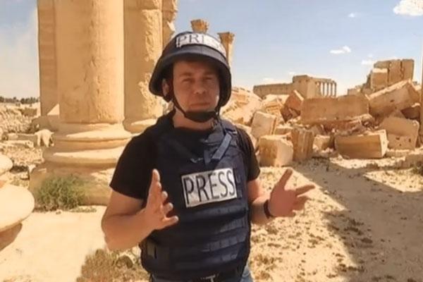 Защита журналистов в международном гуманитарном праве.