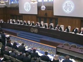 Эстоппель в международном праве