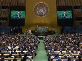 Декларация в международном праве
