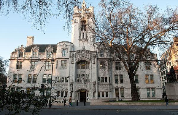 Судебная система Англии и Уэльса