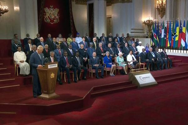 Совещание глав правительств стран Содружества наций, Лондон, 16-20 апреля 2018 года