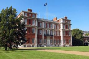 Мальборо-хаус, Лондон, штаб-квартира Секретариата Содружества наций