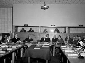 Первая сессия Комиссии международного права