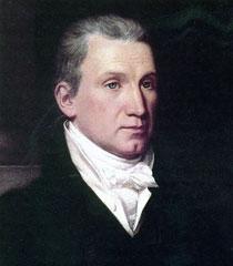Джеймс Монро, портрет Уильяма Джеймса Хаббарда, около 1832 года