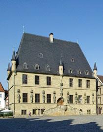 Оснабрюкская ратуша – место проведения переговоров о заключении Вестфальского мира между Священной Римской империей и Швецией