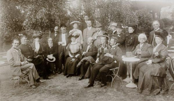 Всемирный конгресс мира в Стокгольме, 1910