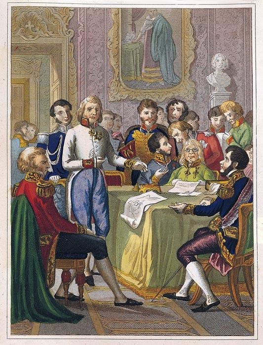 Венский конгресс - Congress of Vienna
