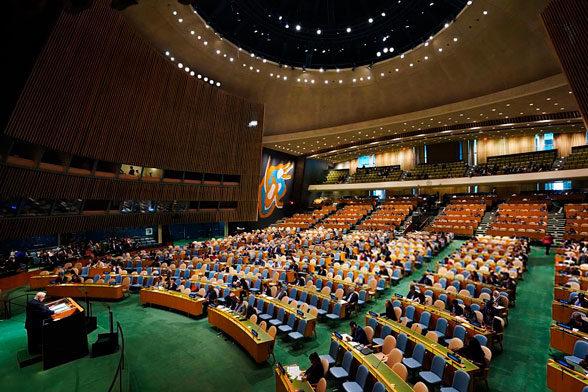 Функции международных организаций
