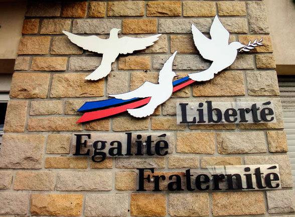 Свобода, равенство,братство - три поколения прав человека