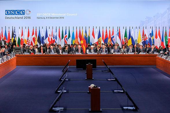 Право международной безопасности - система коллективной безопасности