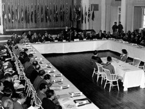 Бреттон-Вудская конференция 1944 года