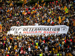 Самоопределение Каталонии