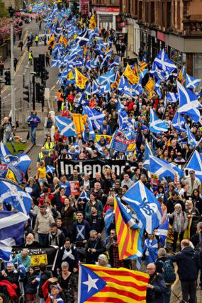 Самоопределение Шотландии